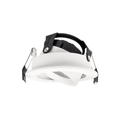 Downlight orientable 25º