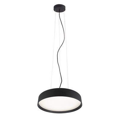 Suspension luminaire available<br>