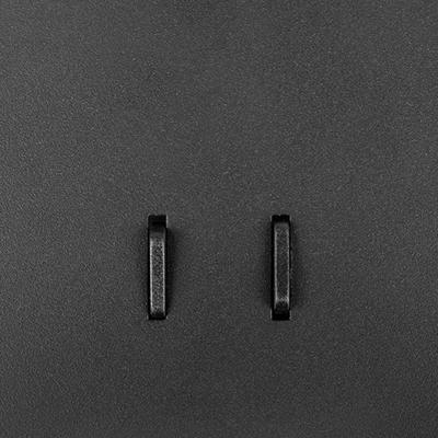 2 Interrupteurs incorporés