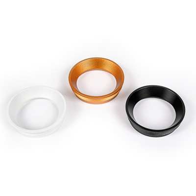 Interior rings with interchangeable nuts