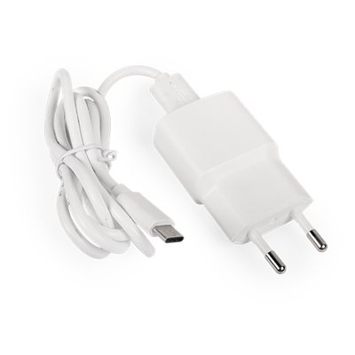 Charger included (5V 1A)