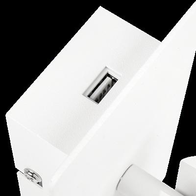 Prise de carge USB (2,1A)