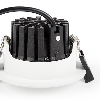 Extra slim downlight