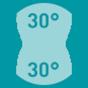 30°-30°
