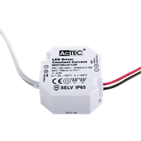 Driver 500mA 12W IP65 On-Off 100-240V